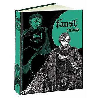Faust by Johann Wolfgang von Goethe - Harry Clarke - 9781606600504 Bo