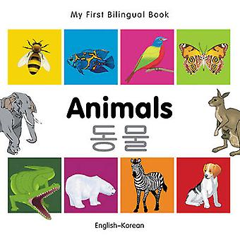 My First Bilingual Book - Animals by Milet Publishing - 9781840596151