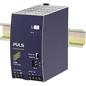 PULS CPS20.481 Rail mounted PSU (DIN) 48 Vdc 10 A 480 W 1 x