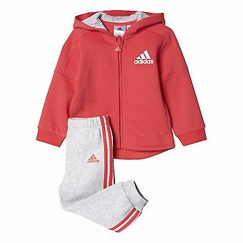 Adidas baby sport Terry Hooded Full Zip trainingspak