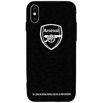 Arsenal iPhone X Aluminium Case