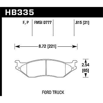 Hawk Performance HB335P. 815 Super plikt