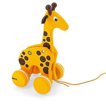 BRIO 30200 Pull Along Giraffe