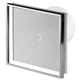 100mm afzuigkap fan aangepaste Cermaic tegel binnen veranderlijk front paneel