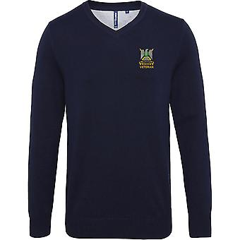 Royal Scots Dragoon Guards Veteran - Licensed British Army Embroidered Jumper