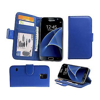Lederen Case/portemonnee-Samsung Galaxy S7