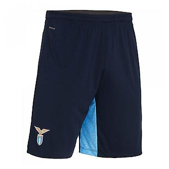 2019-2020 Lalazio Macron Shorts d'entraînement (Marine)
