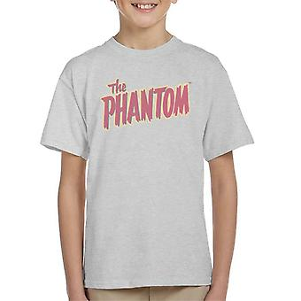 The Phantom Light Text Logo Kid's T-Shirt