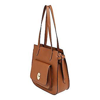 Tom Tailor Acc Krystal - Brown Women's Tote Bags (Cognac) 31x31.5x10.5 cm (W x H L)
