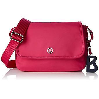 Verbier Nuri Shoulderbag Shf - Women Pink Shoulder Bags (Pink)) 8.0x15.5x22.5 cm (B x H T)