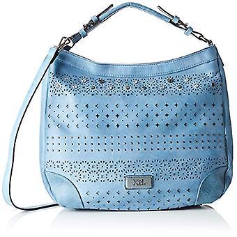 XTI 86062 - Blue Women's Shopper (Jeans) 31x27x12 cm (W x H L)