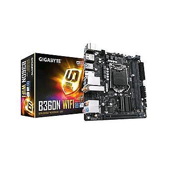 Gigabyte b360n wifi mini motherboard itx b360 express chipset