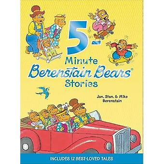 Berenstain Bears - 5-Minute Berenstain Bears Stories by Jan Berenstain