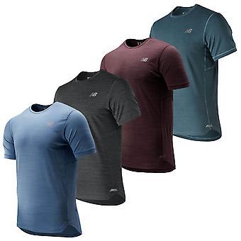 New Balance Mens 2019 Seasonless SS T-Shirt