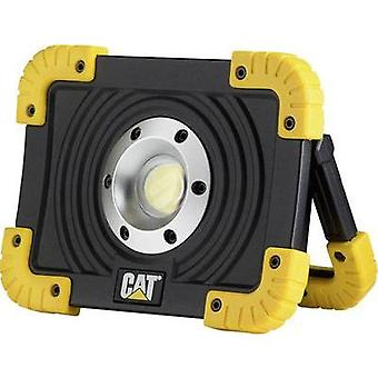 LED CAT rechargeable 1100 lm Black, Yellow