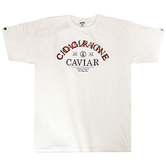 Crooks & Castles Triple C's T-Shirt White
