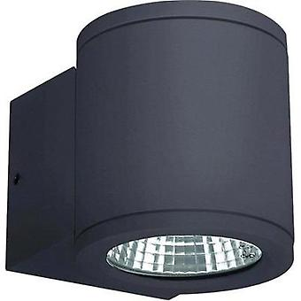 LED outdoor wall light 6 W Warm white Megatron MT69006 Anthracite