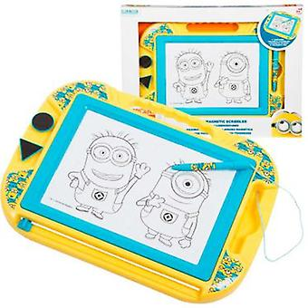 Import Magnetic blackboard Minions (Toys , Educative And Creative , Tables And Desks)