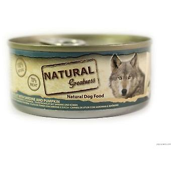 Natural Greatness Tuna, Sardines and Pumpkin (Dogs , Dog Food , Wet Food)