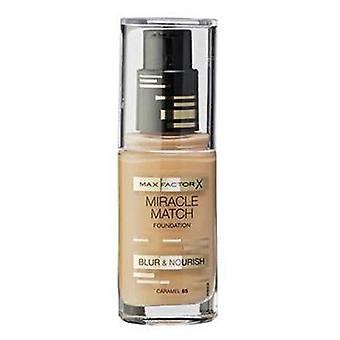 Max Factor Max Factor Maquillaje Base Miracle Match 85 karamell