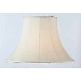 Endon CARRIE-22 inch Cream Bell Lamp Shade
