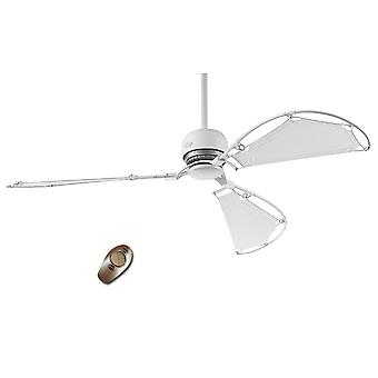 Hunter AVALON Ceiling Fan White 158cm / 62