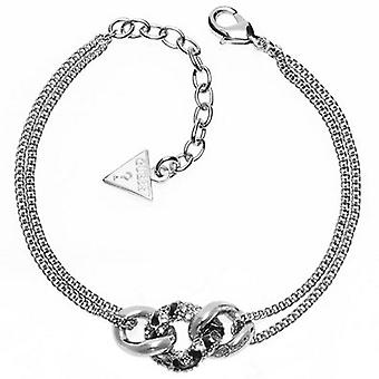 Guess ladies bracelet stainless steel UBB21581-S
