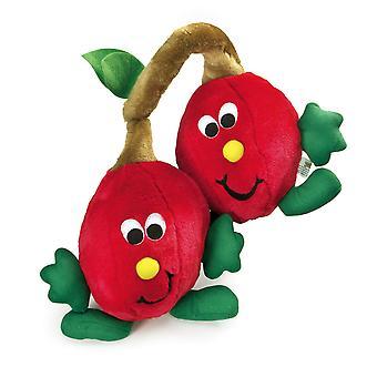 Petlove 'fruit Salad Softees' Twin Cherries
