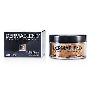 Dermablend Loose Powder instellen (Smudge Resistant Long Draagbaarheid) - Warm Saffron - 28g / 1oz