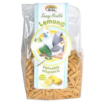Quiko Bird Sunny Health Lemon C 125g (Pack of 7)