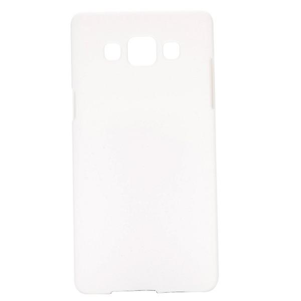 Hard case rubber white sleeve for Samsung Galaxy A5 A500 A500F