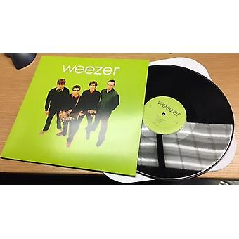 Weezer - Weezer (Green Album) [Vinyl] USA importerer