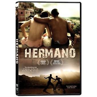 Hermano [DVD] USA importerer