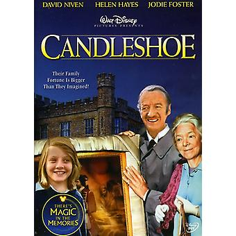 Candleshoe [DVD] USA import