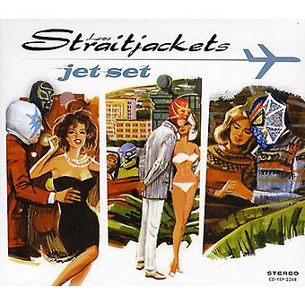 Los Straitjackets - Jet Set [CD] USA import