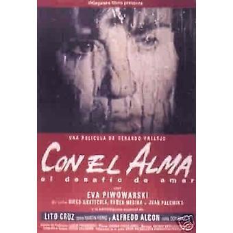 Con El Alma [DVD] USA importerer