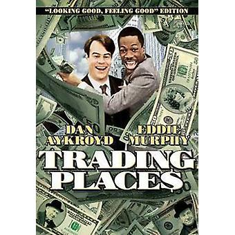 Trading Places [DVD] USA import