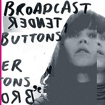 Broadcast - Tender Buttons [Vinyl] USA import
