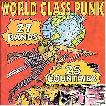 World Class Punk - World Class Punk [CD] USA import