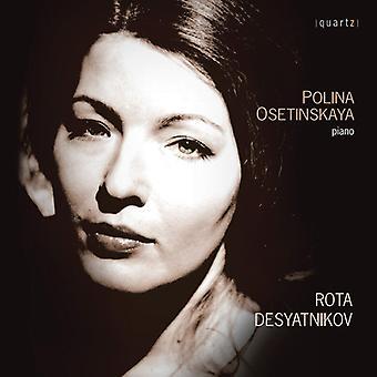 Rota / Osetinskaya, Polina - Rota & Desyatnikov [CD] USA import
