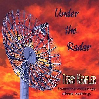 Terry Kempler - Under the Radar [CD] USA import