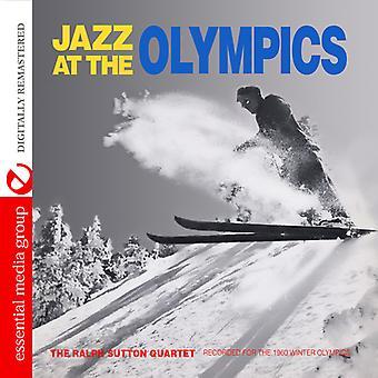 Importación de Ralph Sutton - Jazz en los Juegos Olímpicos [CD] Estados Unidos