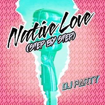 DJ fest - Native kærlighed (Step by Step) [CD] USA import