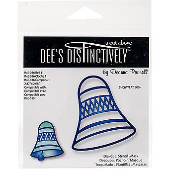 Dee's Distinctively Dies-Bell Overlay 1 2.4