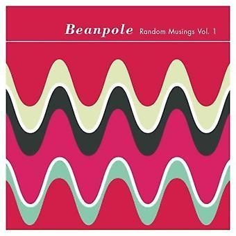 Beanpole - tilfældige spekulationer 1 [CD] USA importerer