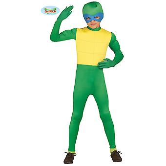 Turtle hero Ninja turtle costume children