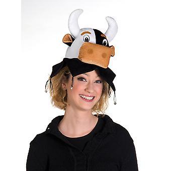 Kuhhut Kuh Hut Kalb Ochsen Mütze Kappe