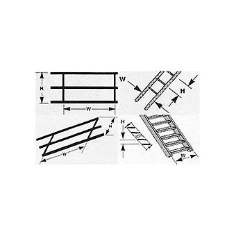 Piko H0 P90692 H0 Stairs handrails