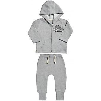 Spoilt Rotten Legend In Training Baby Hoodie & Joggers Baby Outfit Set