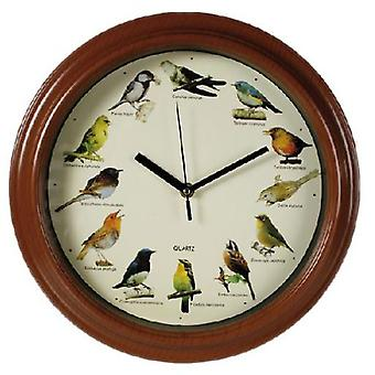 Bigbuy Bird Melody Wall Clock (Home , Decoration , Clocks)